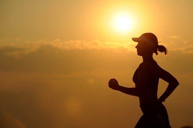 Comment perdre du poids en courant ?